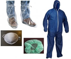 Biosecurity Clothing